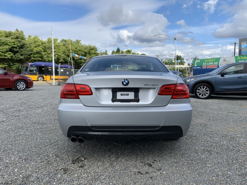 BMW 328 2012 price $13,991
