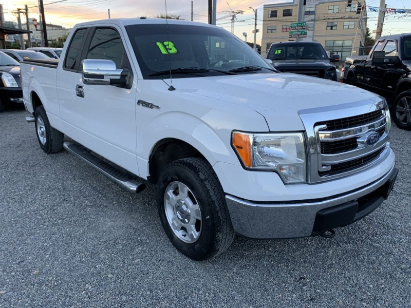 FORD F150 2013 price $22,991