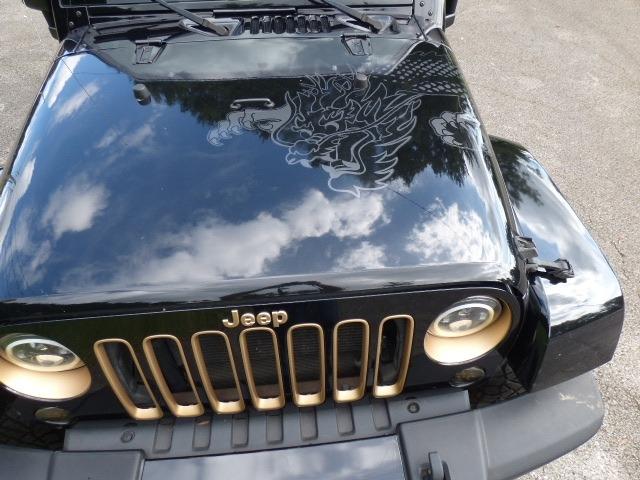 Jeep Wrangler Unlimited 2014 price $27,500