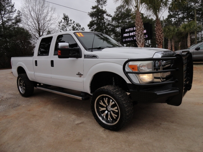 FORD F250 2011 price $22,995