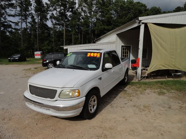 FORD F150 2002 price $7,495
