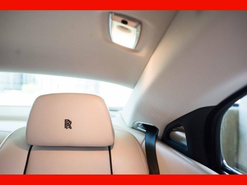 Rolls-Royce Wraith 2015 price $219,000