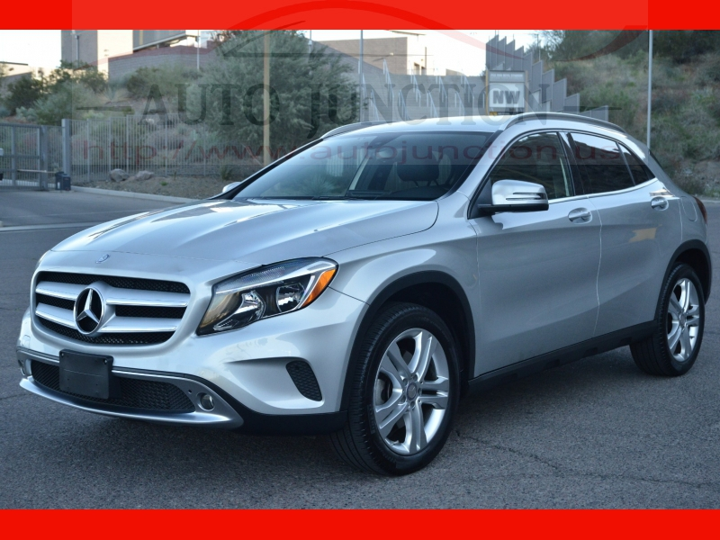 Mercedes-Benz GLA 2016 price $19,888