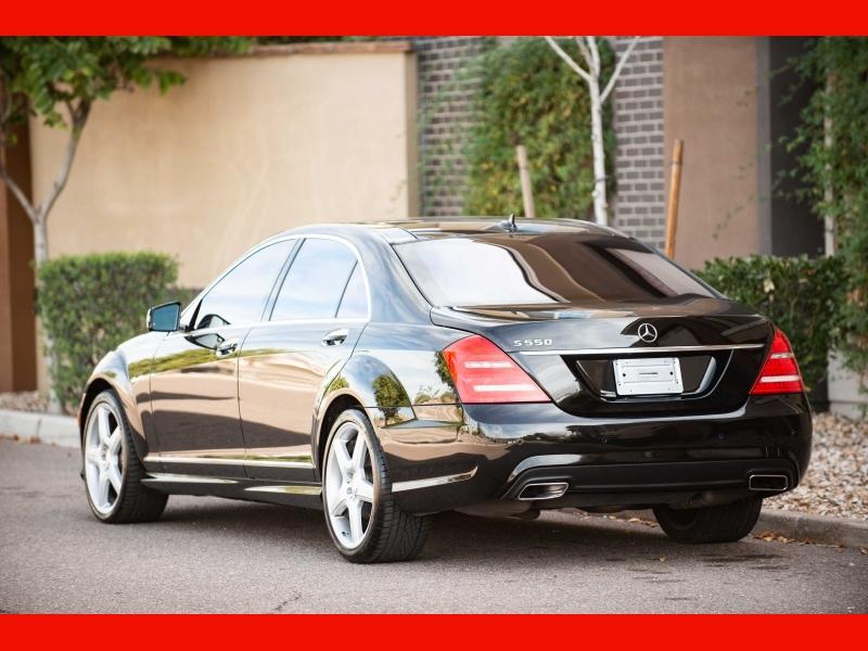 Mercedes-Benz S-Class 2013 price $26,555