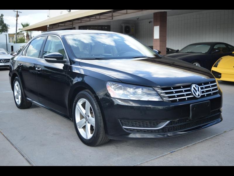 Volkswagen Passat 2012 price $11,555