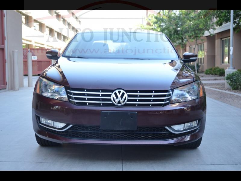 Volkswagen Passat 2013 price $10,444