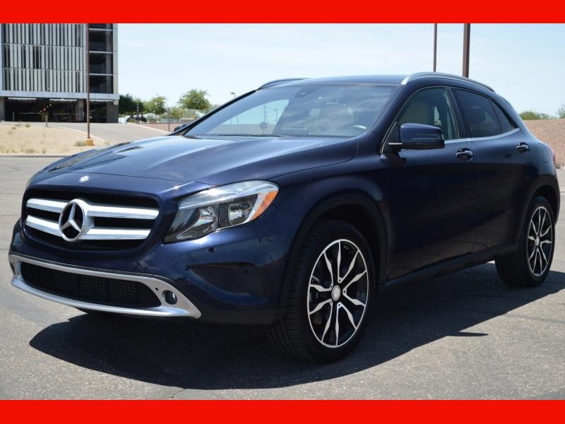 Mercedes-Benz GLA 2017 price $24,888