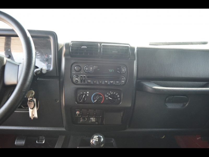 Jeep Wrangler 2006 price $16,888