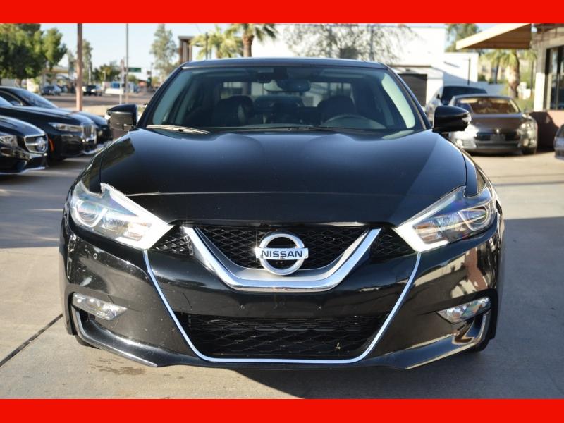 Nissan Maxima 2016 price $22,555