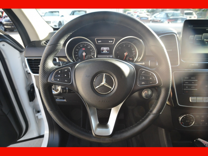 Mercedes-Benz GLE 2017 price $35,555