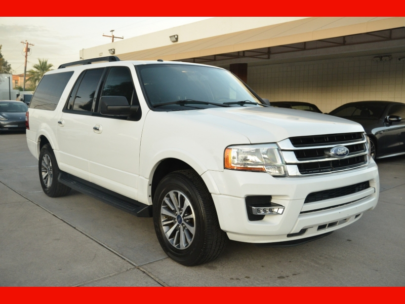 Ford Expedition EL 2017 price $21,888