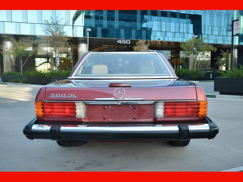 Mercedes-Benz 560 Series 1989 price $22,888