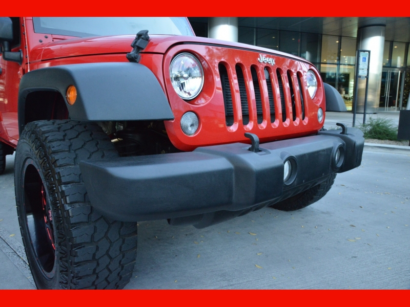 Jeep Wrangler Unlimited 2015 price $26,888