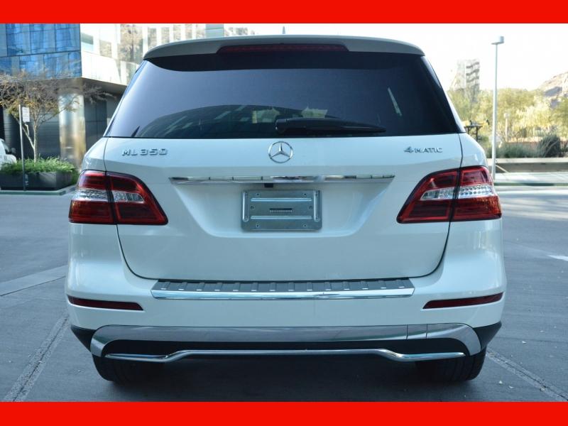 Mercedes-Benz M-Class 2013 price $20,888