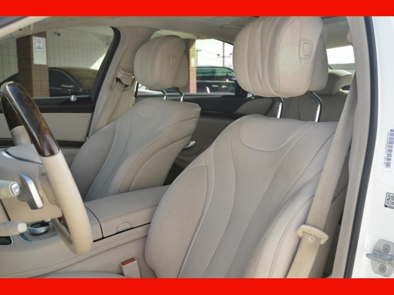 Mercedes-Benz S-Class 2015 price $37,888