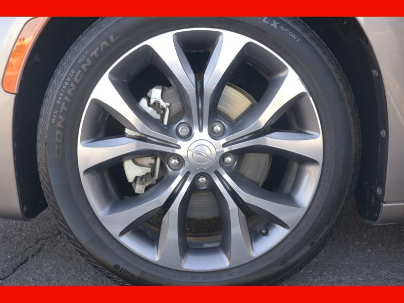 Chrysler Pacifica 2017 price $21,778