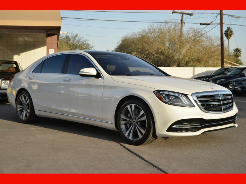 Mercedes-Benz S-Class 2019 price $66,888