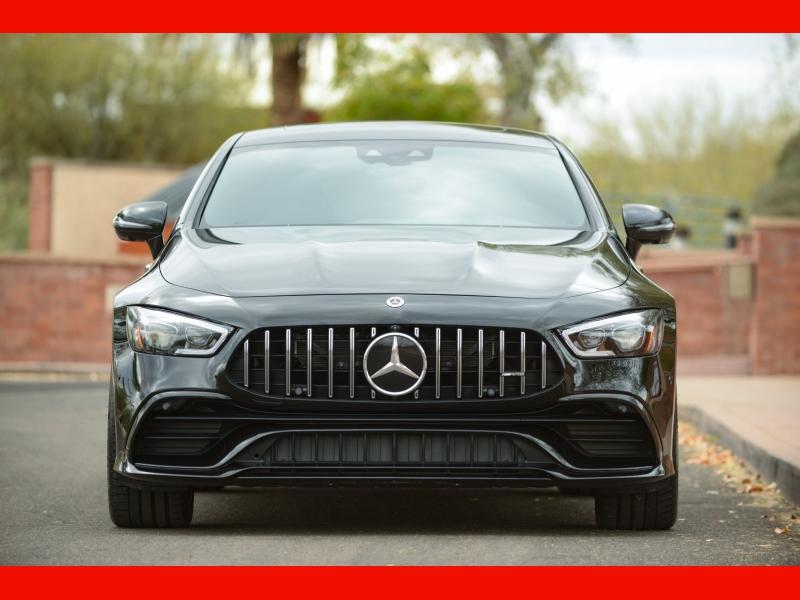 Mercedes-Benz AMG GT 2021 price $97,000