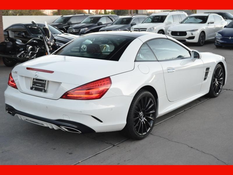 Mercedes-Benz SL 2017 price $52,888