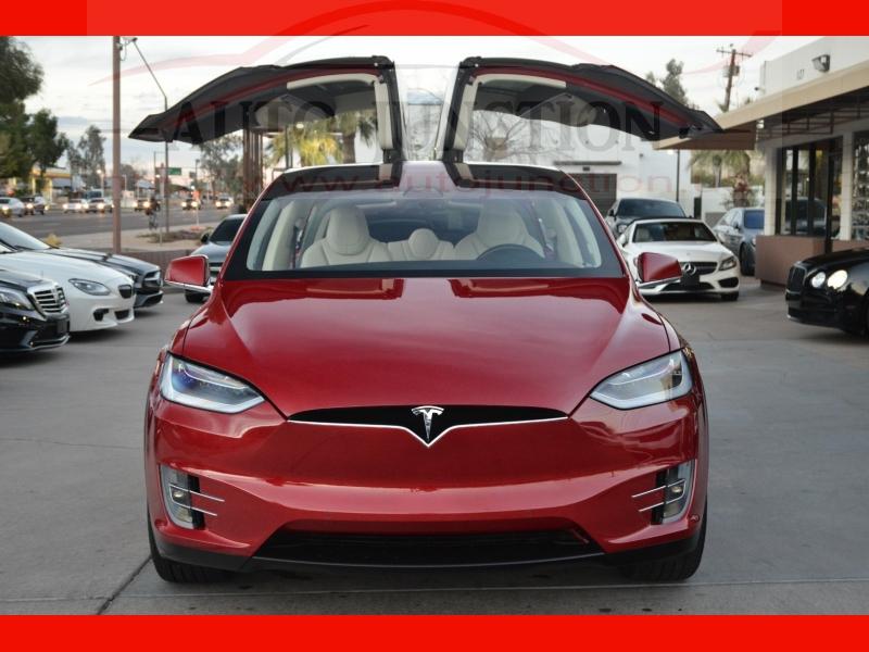 Tesla Model X 2018 price
