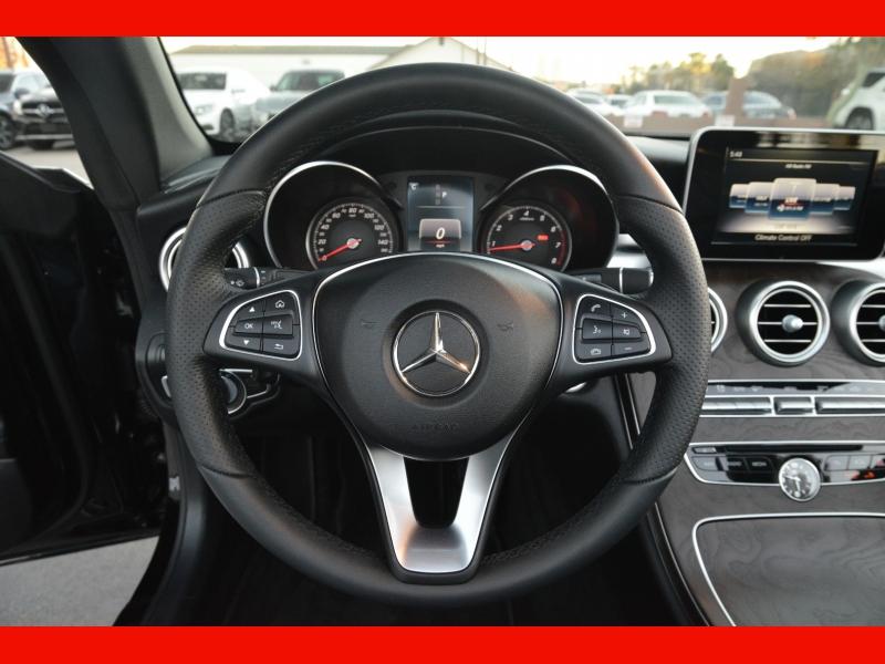 Mercedes-Benz C-Class 2018 price $35,888