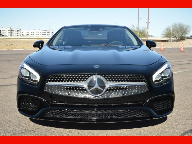 Mercedes-Benz SL 2018 price $77,888