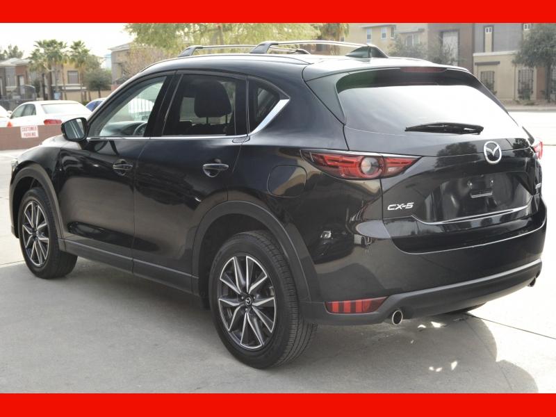 Mazda CX-5 2018 price $24,988