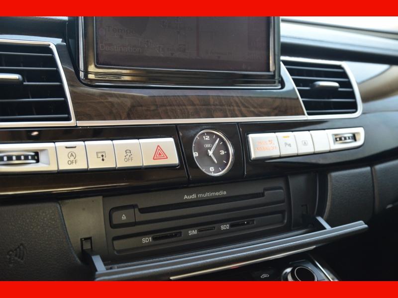 Audi A8 L 2014 price $29,666