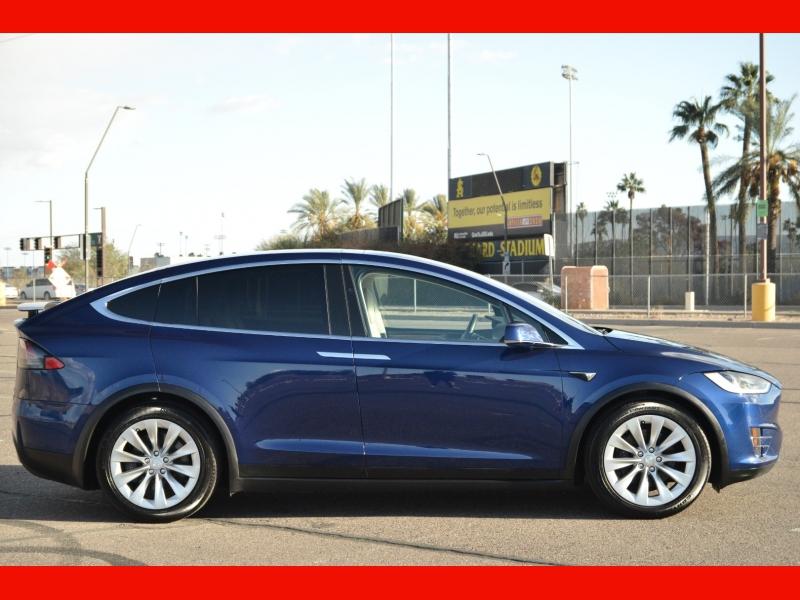 Tesla Model X 2017 price $69,888