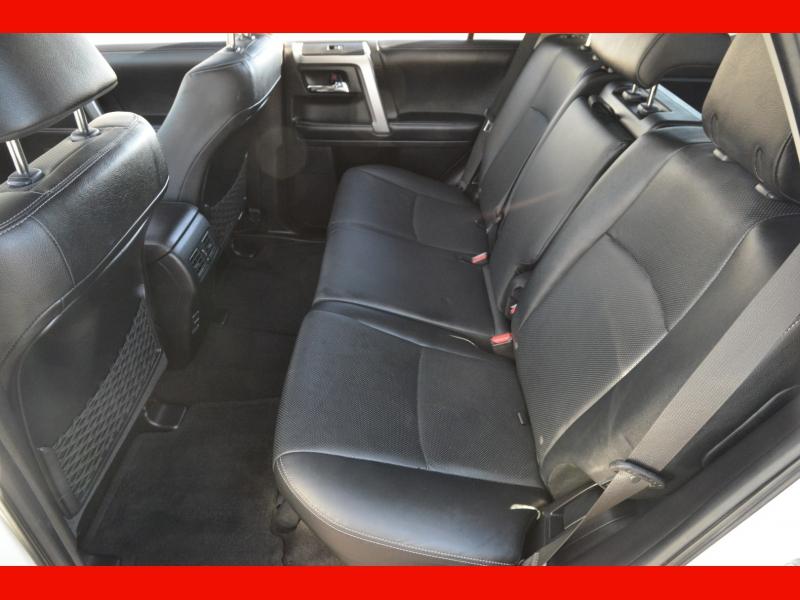 Toyota 4Runner 2019 price $38,988