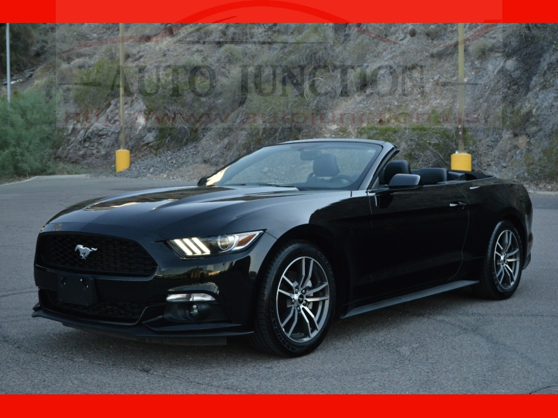 Ford Mustang 2017 price $17,555