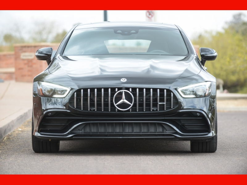 Mercedes-Benz AMG GT 2019 price $99,555