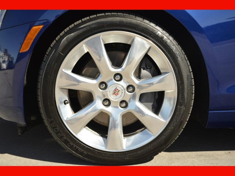 Cadillac ATS 2013 price $19,888