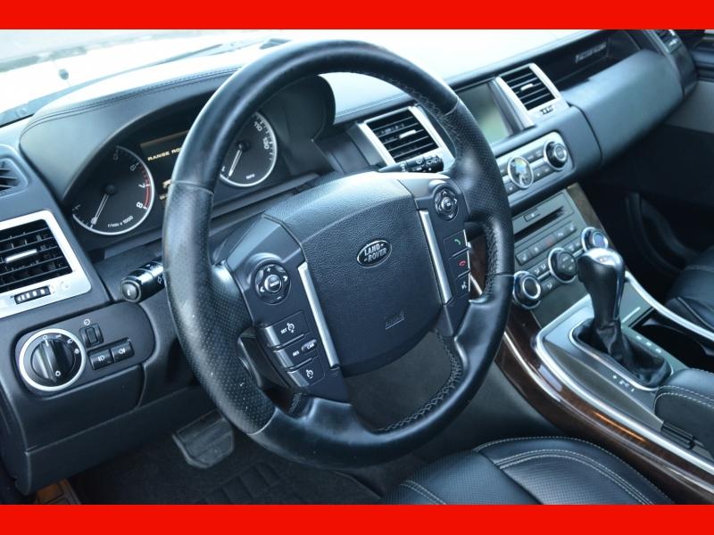 Land Rover Range Rover Sport 2011 price $13,766