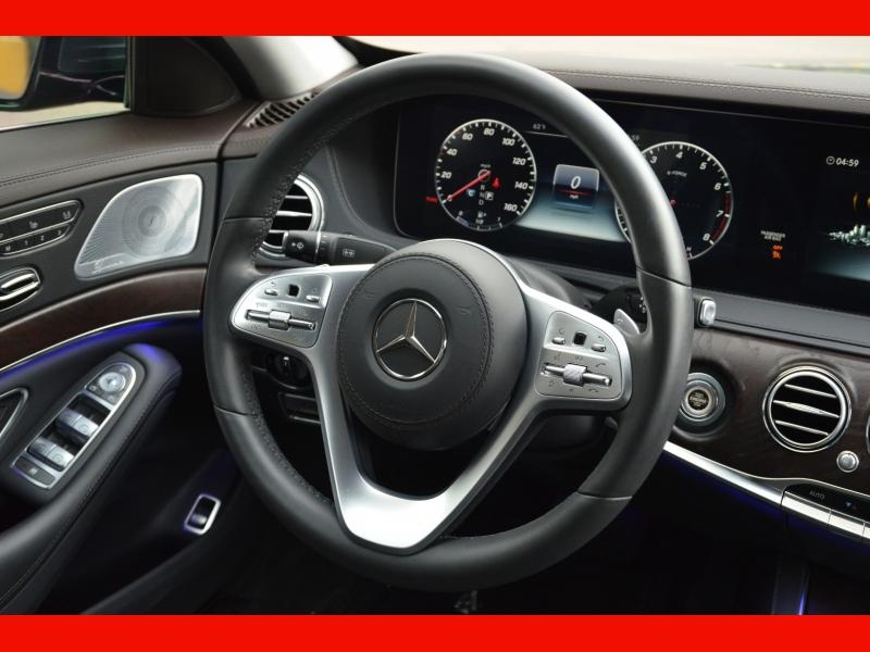 Mercedes-Benz S-Class 2018 price $59,888