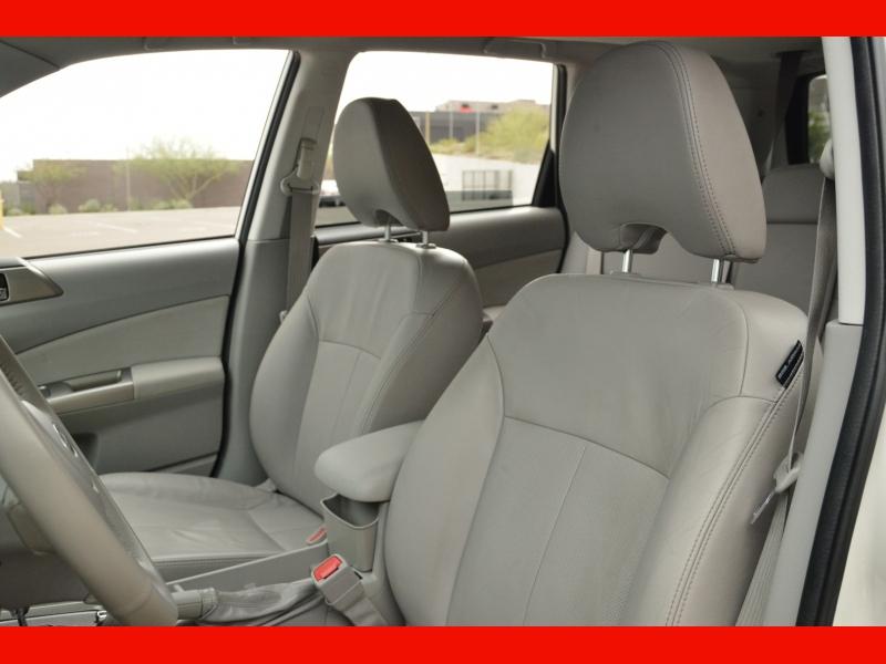 Subaru Forester (Natl) 2009 price $11,888