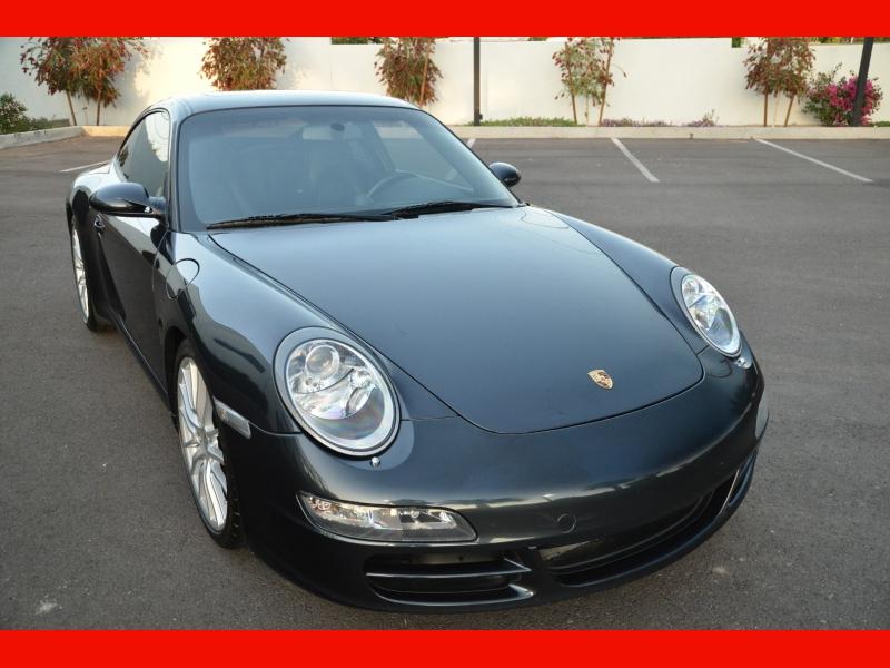 Porsche 911 2007 price $43,888