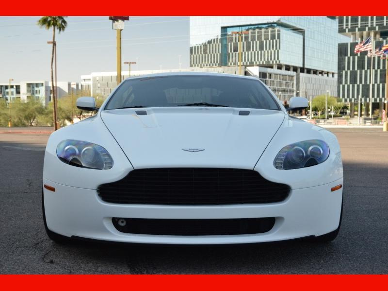Aston Martin Vantage 2008 price $39,888