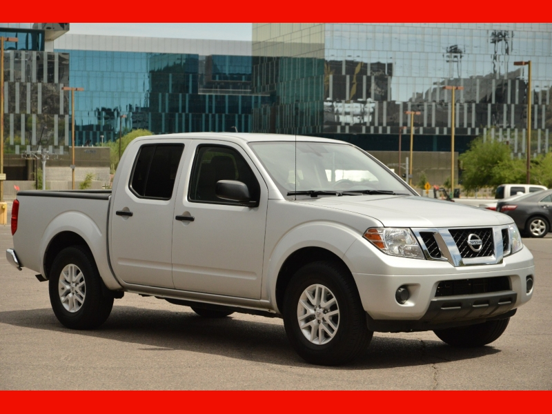 Nissan Frontier 2019 price $28,888