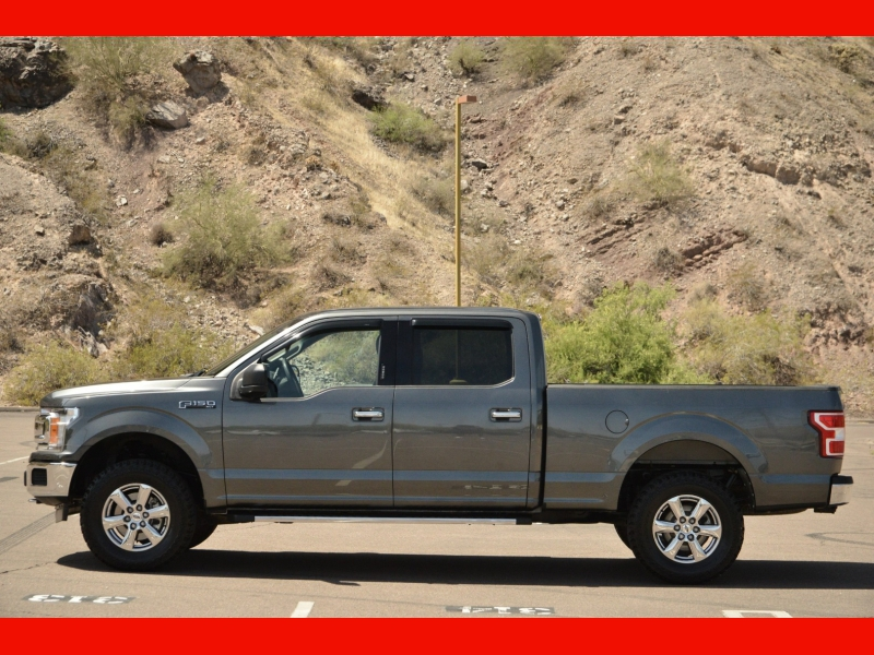 Ford F-150 2018 price $46,888