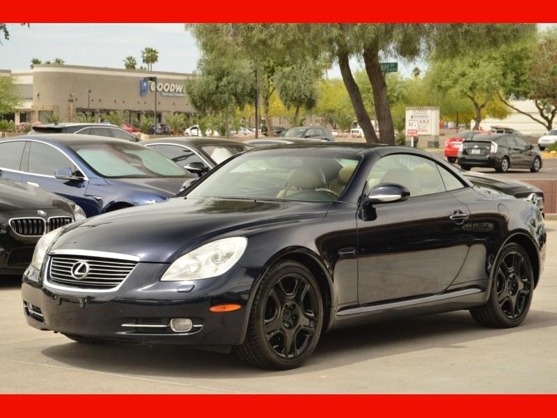 Lexus SC 430 2007 price $13,900