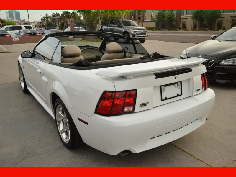 Ford Mustang 2003 price $10,888