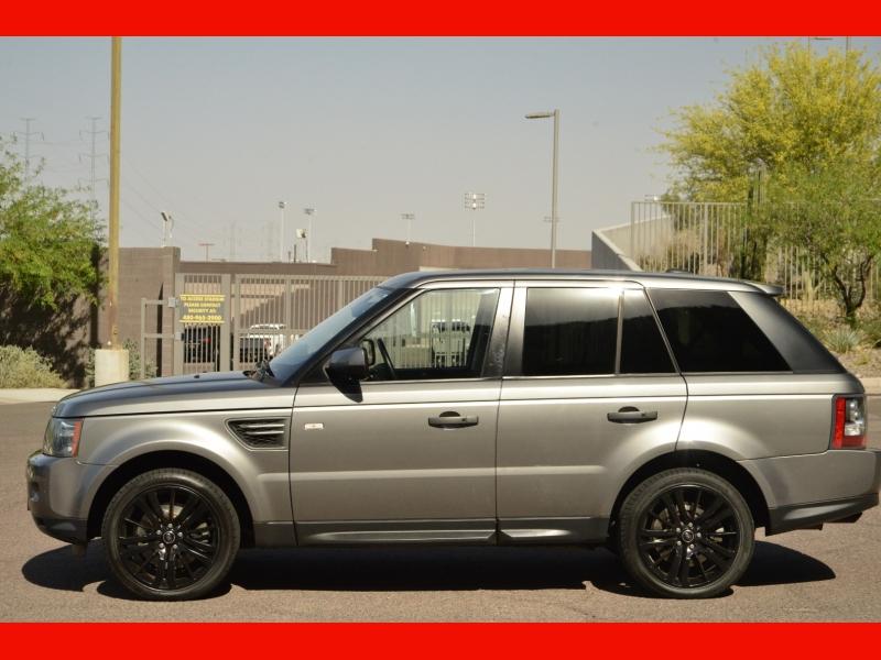 Land Rover Range Rover Sport 2010 price $15,988