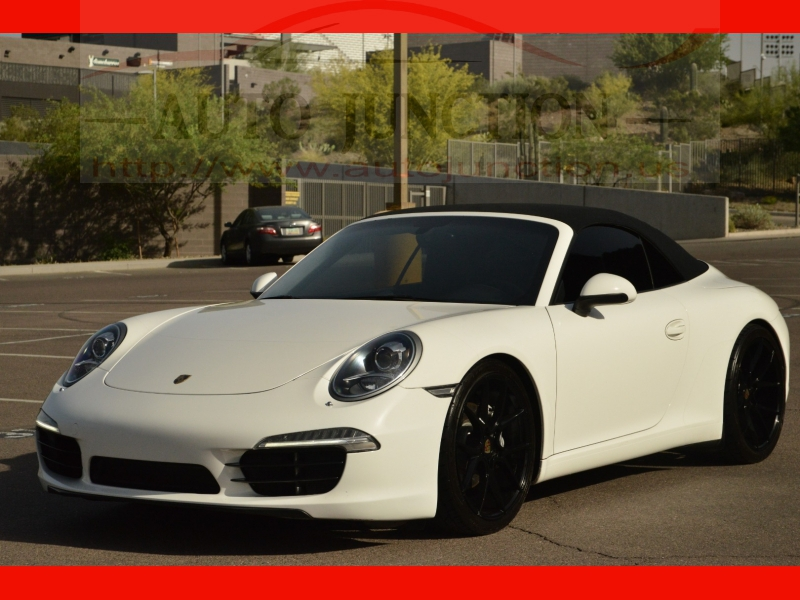 Porsche 911 2012 price $58,555