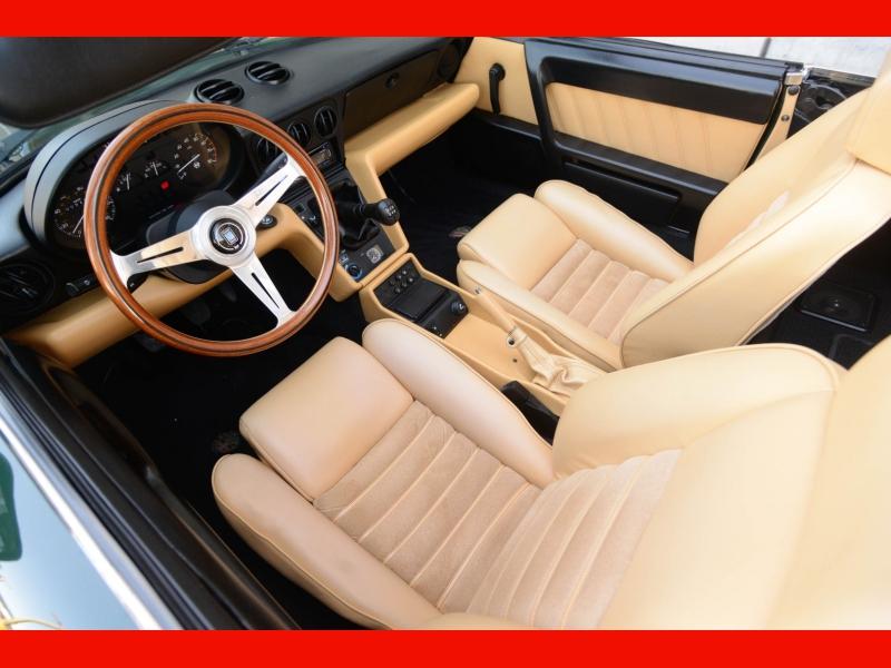 Alfa Romeo Spider 1993 price $17,888