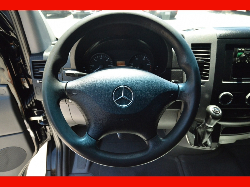 Mercedes-Benz Sprinter Cargo Vans 2015 price $56,888
