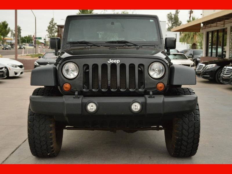 Jeep Wrangler Unlimited 2010 price $26,988