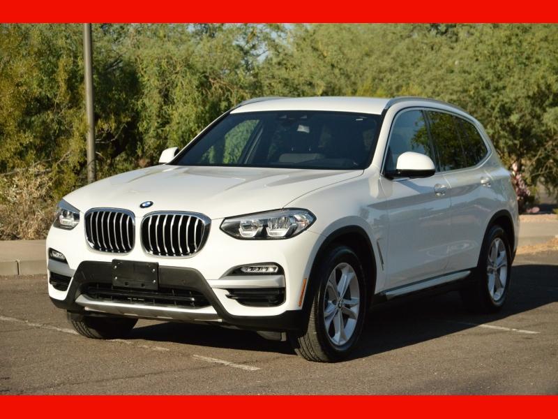BMW X3 2019 price $37,888