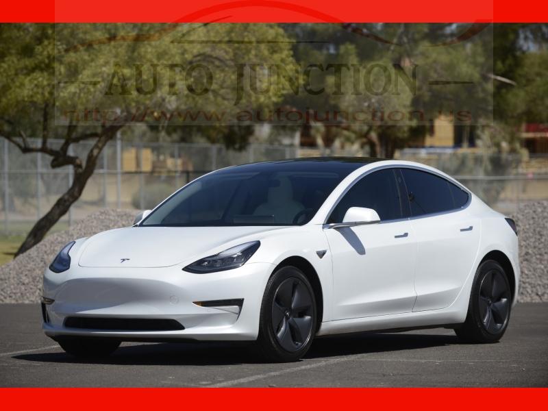 Tesla Model 3 2019 price $54,988
