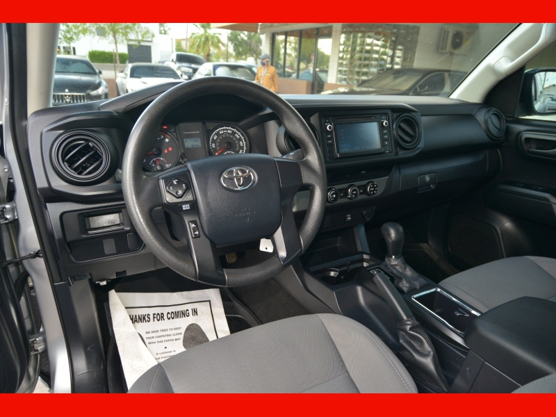 Toyota Tacoma 2017 price $26,988